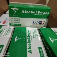 Alkohol Swabs GP Care isi 100 pcs/ swabs alkohol