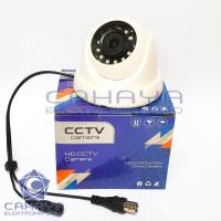 Kamera CCTV Indoor AHD 2 MP 4 in 1 3.6mm PAL Camera DVR