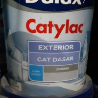 CAT DASAR TEMBOK ALKALI SEALER CAT DASAR DULUX CATYLAC EXTERIOR 20.KG