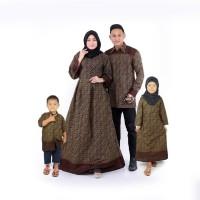 batik couple set keluarga baju couple batik set anak ayah ibu batik