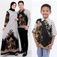 couple batik set anak cowok batik keluarga baju sarimbit