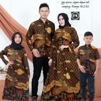 batik set keluarga baju couple batik set anak ayah ibu batik sarimbit