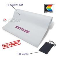 Matras Yoga Mat 6mm KETTLER5 5 - 6 mm Senam Aerobic Fitness 6 Gym