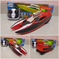 Rc Boat Mainan Remote Control Kapal Speed Boat - Rc Perahu Boat