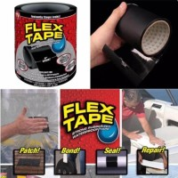 Flex Tape - Isolasi Ajaib Super Kuat Rubberized Water Proof Anti Bocor