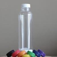 G36 Botol Plastik 250 ml Almond PET + Botol Almond 250 ml
