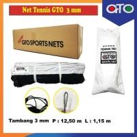 Net Tenis Lapangan GTO Super (3 mm)
