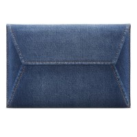 Tas Laptop 13-inch Macbook Air Softase Sleeve INCASE Blue Denim-Blue