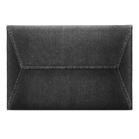 Tas Laptop 13-inch Macbook Air Softase Sleeve Case INCASE Black Denim
