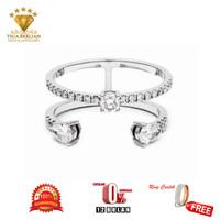 cincin berlian asli (CBE021)