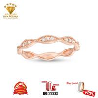 cincin berlian asli (CBE017)