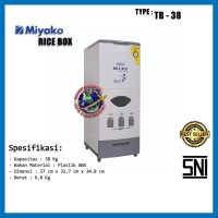 Miyako Rice Box TB - 38