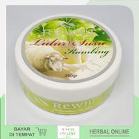 LULUR HERBAL  Rewiu Lulur Susu Kambing   Skincare