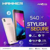 Advan S40 3G hammer Ram 1 Room 8Gb