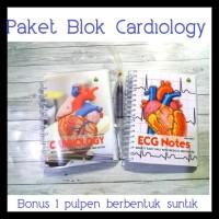 PROMO MEDICAL MINI NOTES - PAKET CARDIO EKG TERMURAH