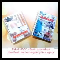 PROMO MEDICAL MINI NOTES - PAKET UGD TERMURAH