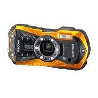 Ricoh WG 50 Kit Kamera Pocket - Orange DOSS