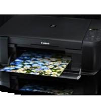 Printer Canon Pixma MP 287 MP287 Inkjet all-in-one + SUDAH INFUS