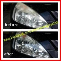 American Magic Polisher headlamp pengkilap headlamp mobil obat poles