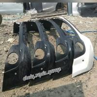 bodykit bumper depan fortuner