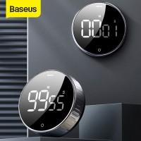 BASEUS LED Magnetik Digital Timer untuk Memasak Dapur Countdown
