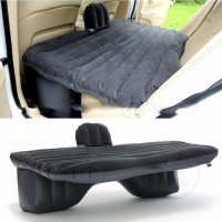 OGLAND Kasur Matras Angin Mobil Travel Inflatable Smart Car Bed Hitam