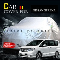 Body Cover Sarung Mobil Nissan Serena Polyesther 100 Waterproof