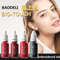 Tinta Tato Tubuh untuk Bibir Permanen Mudah Dipakai