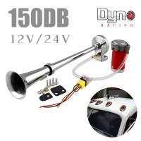 150DB Super Keras 12 V24 V Single Terompet Tanduk Udara Kompresor