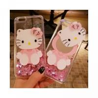 5 Glittering Case 8 7 Redmi 7 5 XR 6S A1 XS Mirror Kitty 6 Xiaomi Mi i