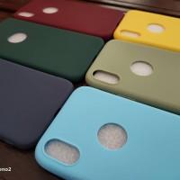 Softcase Samsung S10 Plus Matte Macaron