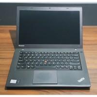LAPTOP LENOVO T440 CORE I5 4300U - HARDISK SSD 256 GB - RAM 8 GB - OK