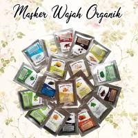 MURAH!! Paket Reseller - Masker Organik/Masker Wajah Organik/Face Mask