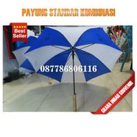 payung standar | souvenir payung standar kombinasi promosi polos murah
