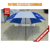 payung standar kombinasi | supplier payung standar promosi custom