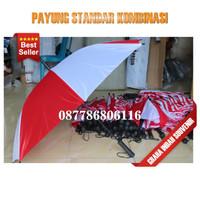 payung standar kombinasi | distributor payung promosi custom murah