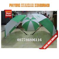 payung standar | souvenir payung standar kombinasi polos custom murah