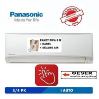 PANASONIC AC 3/4 PK YN7SKJ + ACCESORIES PIPA 5 MTR