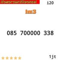 Perdana Nomor Cantik Im3 0857 seri panca 00000 i03