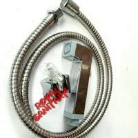 Shower Cebok Bidet Segi Minimalis Fiorentino-Jet Shower toilet Murah