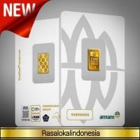 Ready 1 Gram Emas Antam/CertiEye/Reinvented/CertiCard