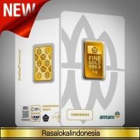 Ready 5 Gram Emas Antam/CertiEye/Reinvented/CertiCard