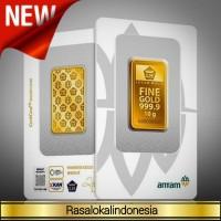 Ready 10 Gram Emas Antam/CertiEye/Reinvented/CertiCard