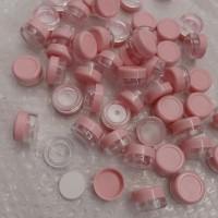 Pot cream 5 gram liner pink natural