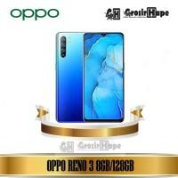 OPPO Reno 3 - 8GB/128GB - Ram 8GB Internal 128GB Garansi Resmi
