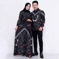 Couple batik gamis Couple Batik Couple gamis batik