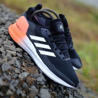 Adidas Solar Blaze black white orange