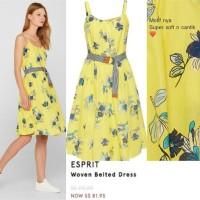 edc by espr*t woven dress
