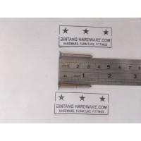 Skrup Taping FH 6x1 1/4 Stainless Panjang 31mm Sekrup Taping SS /pcs +