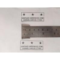 Skrup Taping FH 6x3/4 Stainless Panjang 19mm Sekrup Tapping SS /pcs +